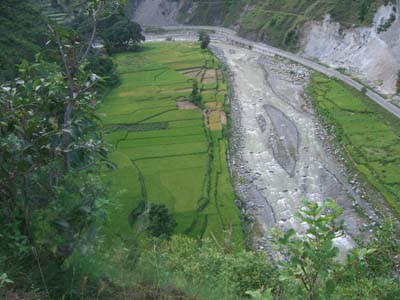 Kaligandaki Valley